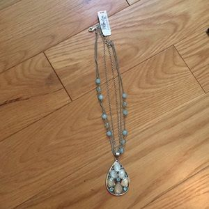 Kim Rogers Beachy keen necklace